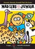 Animals, Animals, Animals! Mad Libs Junior (Paperback)