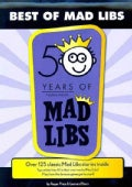 Best of Mad Libs: 50 Years of Mad Libs (Paperback)