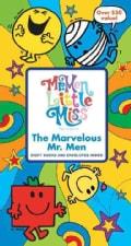 The Marvelous Mr. Men (Paperback)