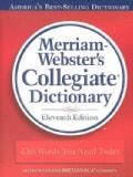 Merriam-Webster's Collegiate Dictionary (Hardcover)