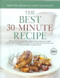 The Best 30-minute Recipe: A Best Recipe Classic (Hardcover)