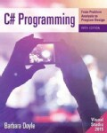 C# Programming: From Problem Analysis to Program Design (Paperback)