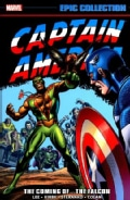 Captain America Epic Collection: The Coming Of...the Falcon (Paperback)
