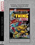Marvel Masterworks - Marvel Two-in-one 2 (Hardcover)