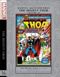 Marvel Masterworks the Mighty Thor 16 (Hardcover)