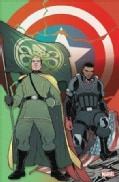 Captain America: Divided We Fall (Paperback)