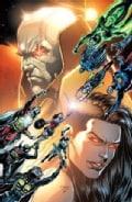 Justice League: The Darkseid War Saga Omnibus (Hardcover)
