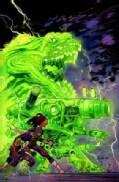 Green Lanterns 4 - Rebirth (Paperback)