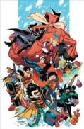 A Very Dc Rebirth Holiday Collection (Paperback)