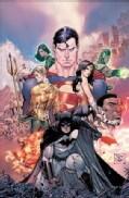 Justice League of America 1 - Rebirth (Hardcover)