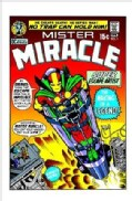 Jack Kirby's Mister Miracle (Paperback)
