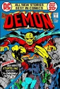 Jack Kirby's the Demon (Paperback)