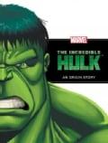 The Incredible Hulk: An Origin Story (Hardcover)