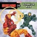Iron Man vs. Titanium Man (Paperback)