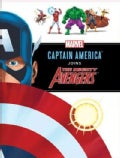Captain America Joins the Mighty Avengers (Hardcover)