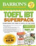 Barron's Toefl i Superpack