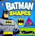 Batman Shapes (Board book)