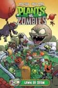 Plants Vs. Zombies 8: Lawn of Doom (Hardcover)
