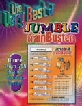 The Very Best of Jumble Brainbusters: More Than 500 Brain Bending Puzzles (Paperback)