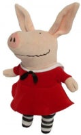 Olivia in Classic Red Dress Doll (Soft toy)
