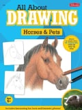 All About Drawing Horses & Pets (Paperback)