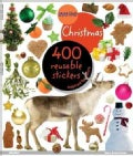 Eyelike Christmas: 400 Reusable Stickers Inspired By Nature (Paperback)
