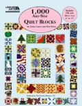 1,000 Any-Size Quilt Blocks