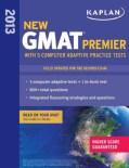 Kaplan New GMAT 2013 Premier