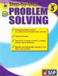 Step-by-Step Problem Solving, Grade 5 (Paperback)