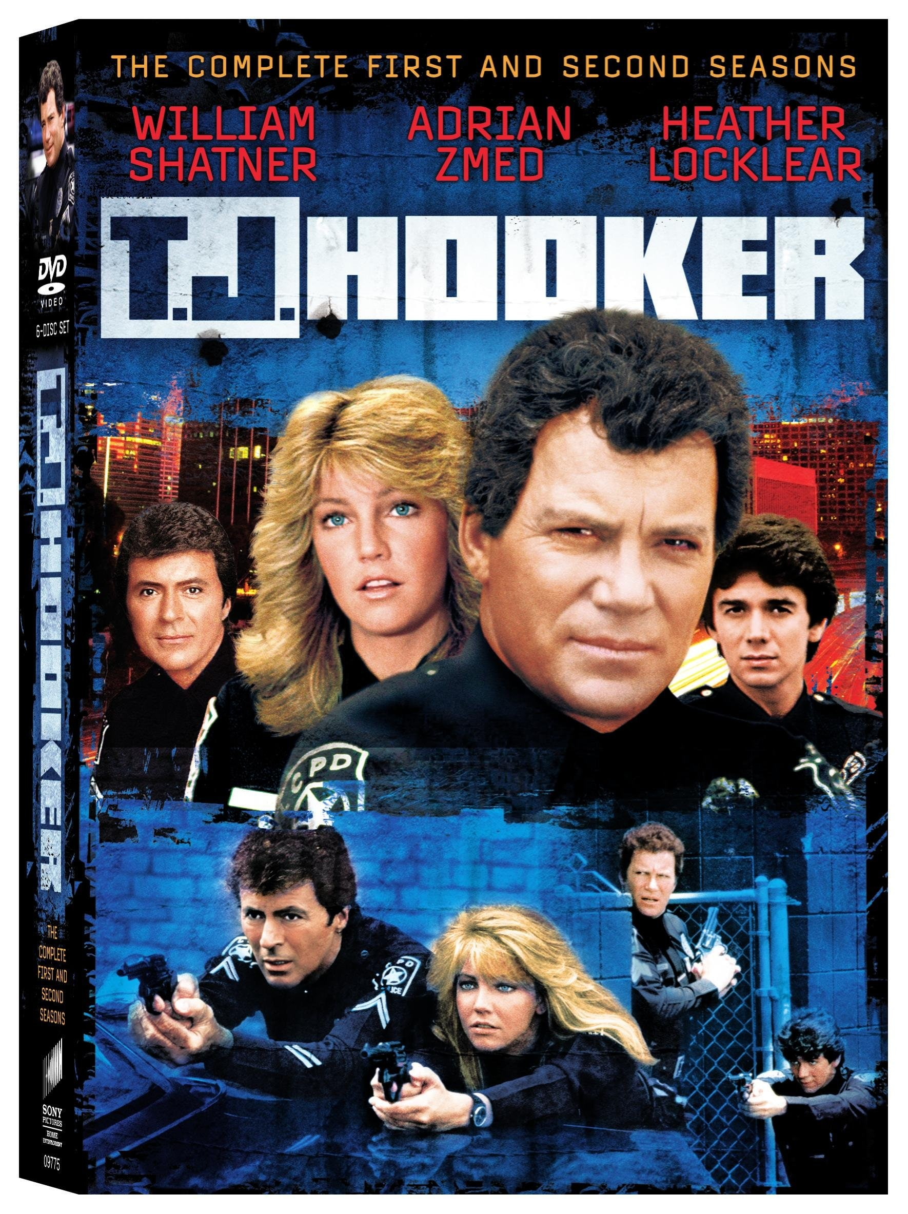 T.J. Hooker: The Complete First and Second Seasons (DVD)