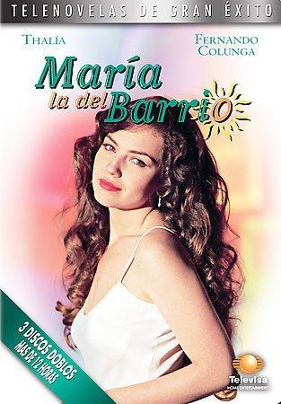 Maria La Del Barrio (DVD)