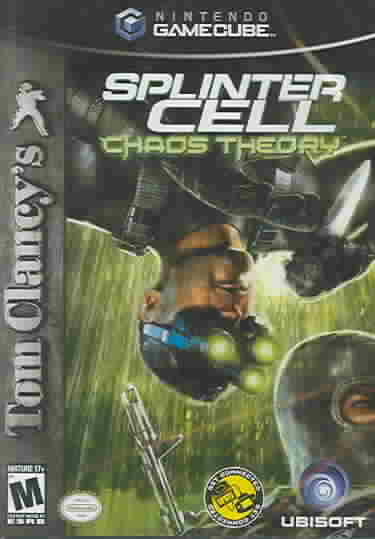 GameCube -Tom Clancy's Splinter Cell: Chaos Theory
