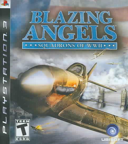 PS3 - Blazing Angels
