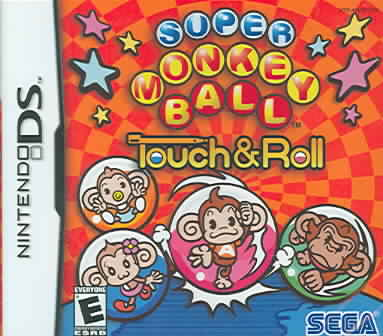NinDS - Super Monkey Ball Touch And Roll