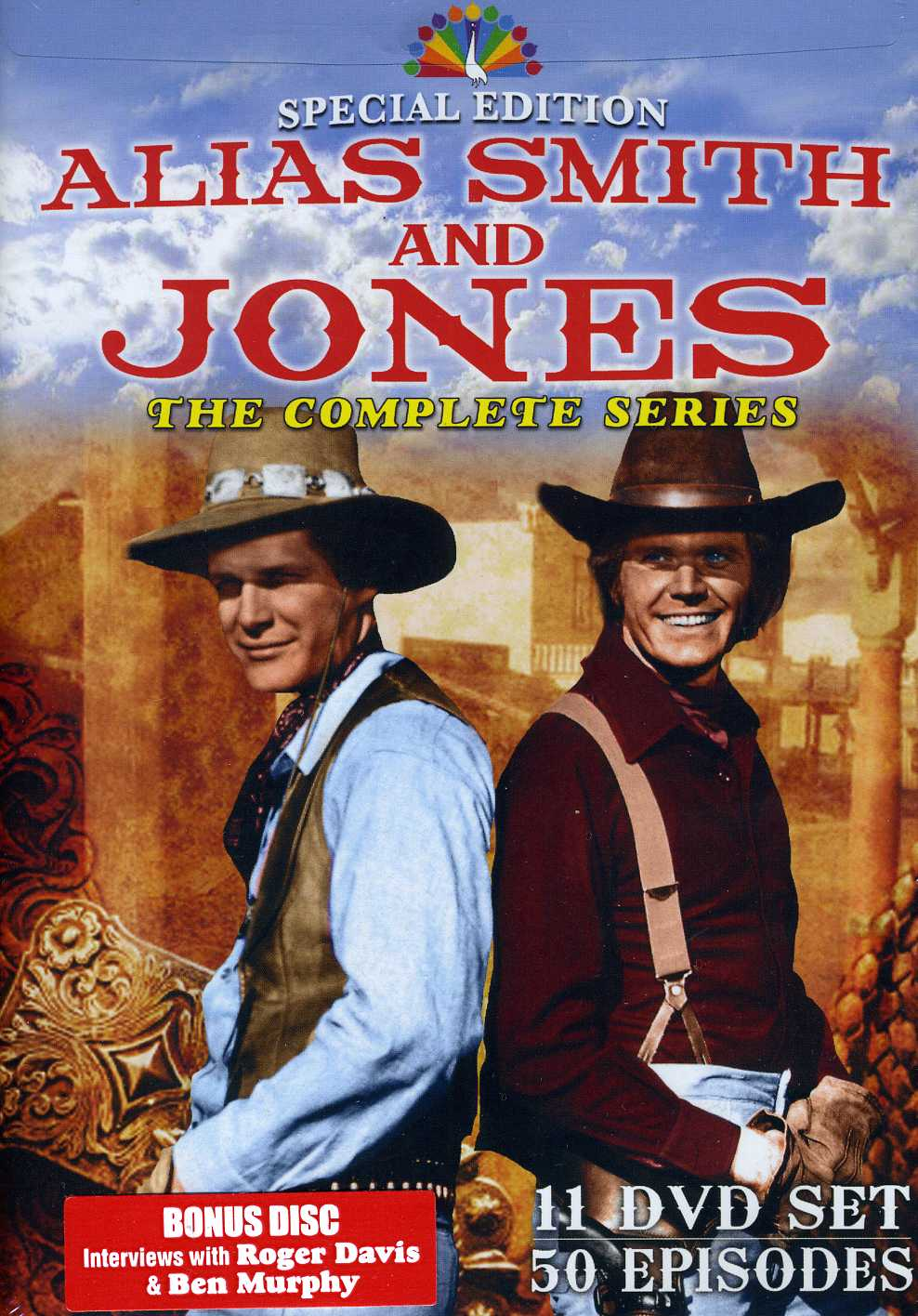 Alias Smith And Jones (Special Edition) (DVD)