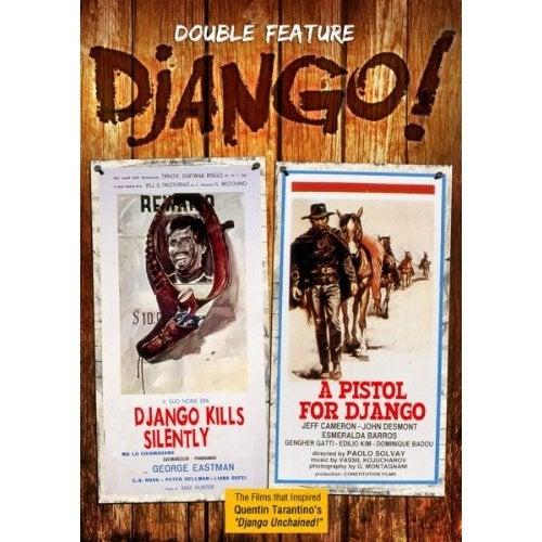 Pistol for Django/Django Kills Silently (DVD)