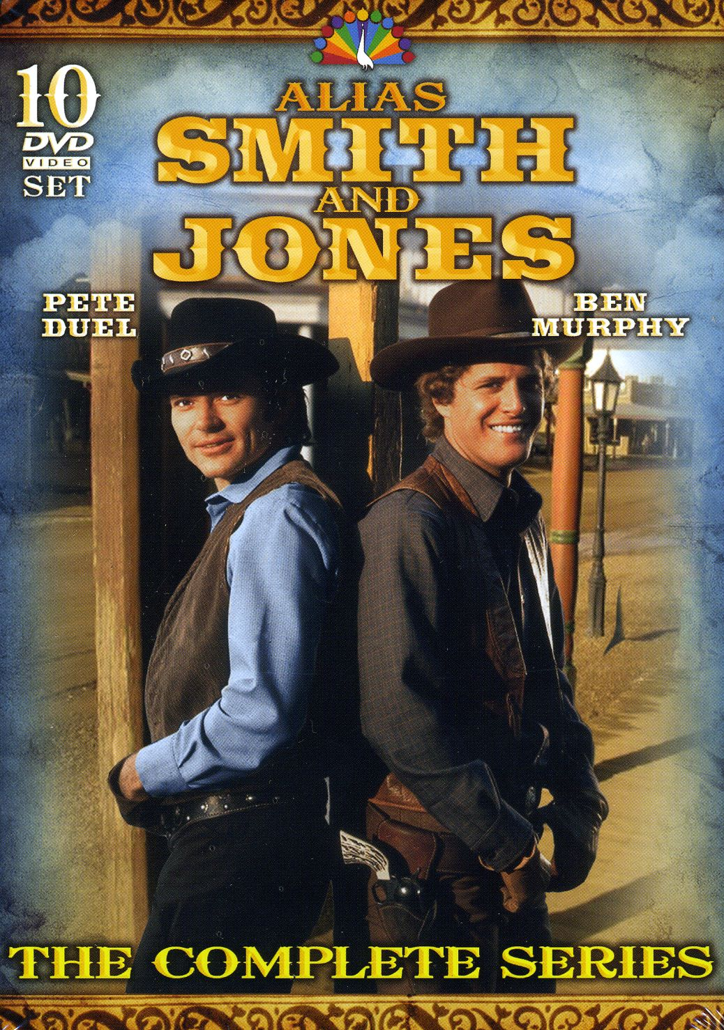 Alias Smith And Jones: Complete Series (DVD)