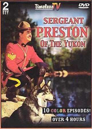 Sergeant Preston of the Yukon (DVD)