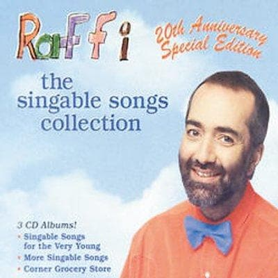 Raffi - The Singable Songs Collection