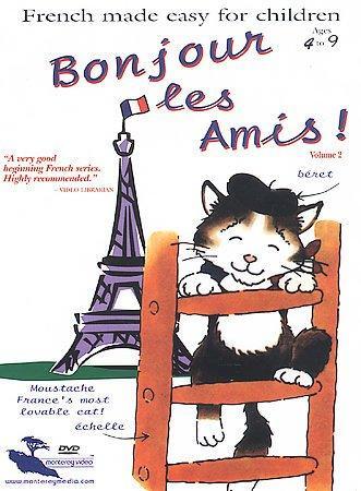 Bonjour Les Amis Vol 2 (DVD)
