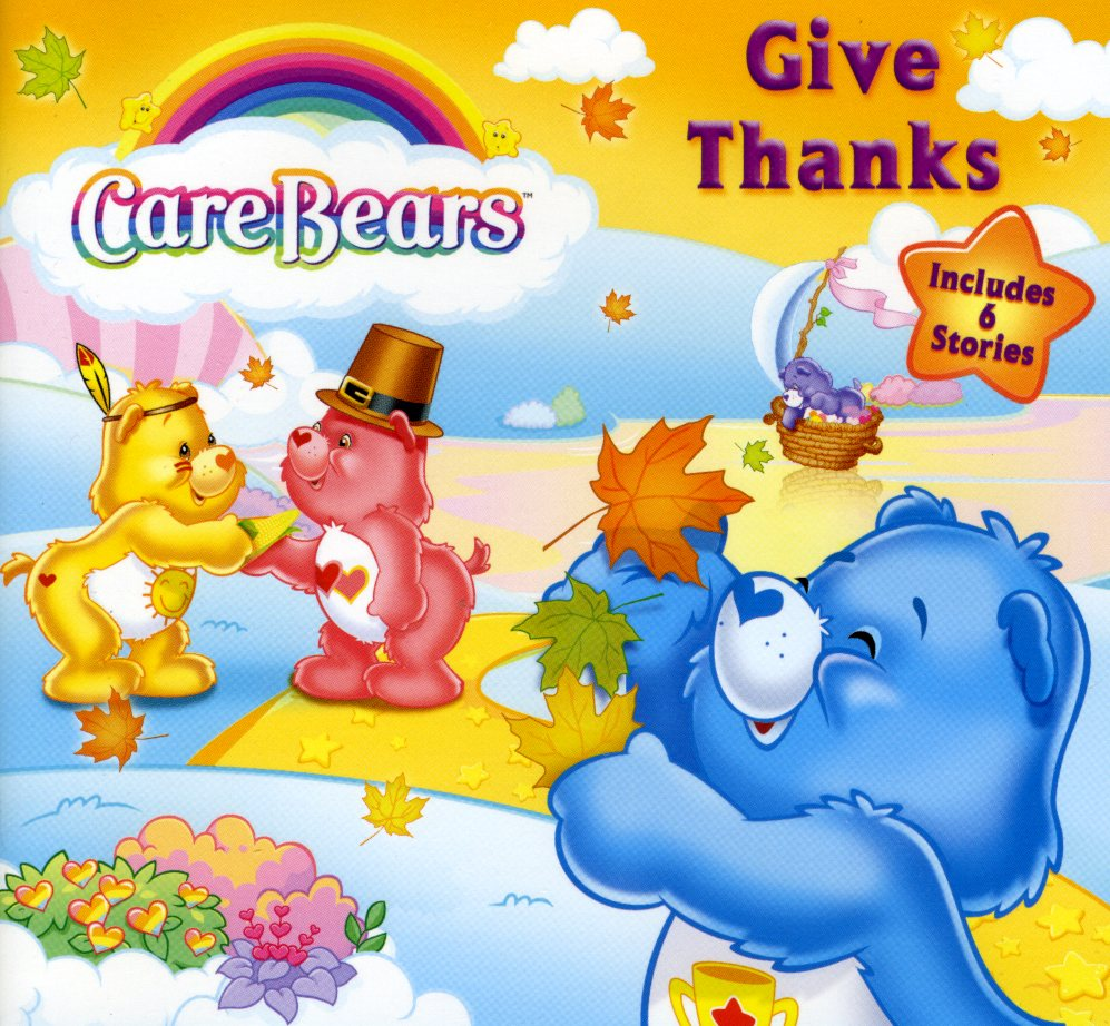 Care Bears: Give Thanks (DVD)