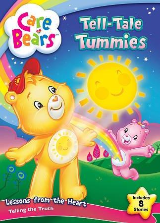 Care Bears: Tell-Tale Tummies (DVD)