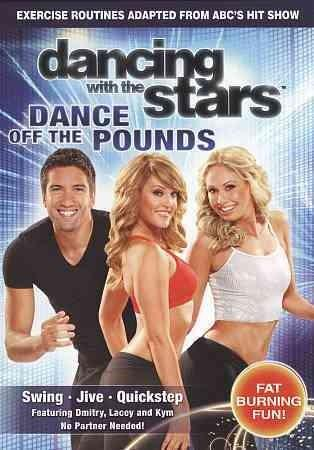 Dancing With The Stars: Dance Off The Pounds (DVD) - Thumbnail 0