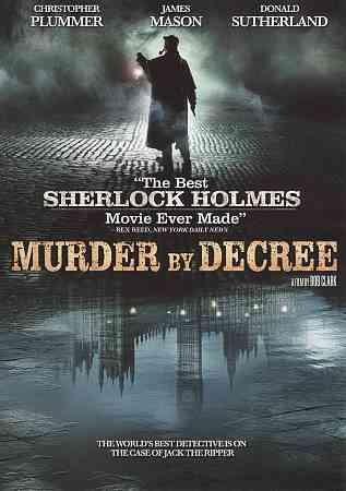 Murder By Decree (DVD)