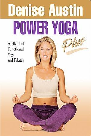 Power Yoga Plus (DVD) - Thumbnail 0