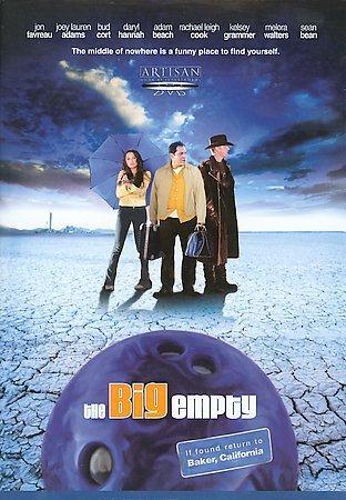 The Big Empty (DVD)