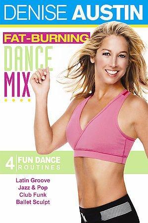 Denise Austin: Fat Burning Dance Mix (DVD)