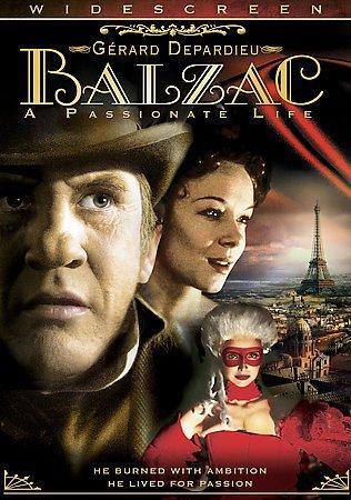 Balzac: A Passionate Life (DVD)