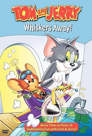 Tom and Jerry: Whisker's Away (DVD)