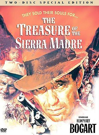 Treasure of the Sierra Madre (DVD)